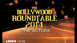 Video Watch: Roundtable discussion with top Bollywood actors MP3, 3GP, MP4, WEBM, AVI, FLV September 2018