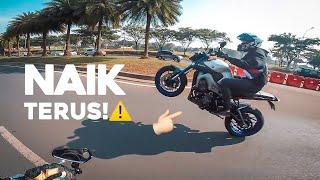 Video MT09 SIRKUS & RIDING BERSAMA MOTOR TUA (Part 1) #motovlog Indonesia MP3, 3GP, MP4, WEBM, AVI, FLV September 2018