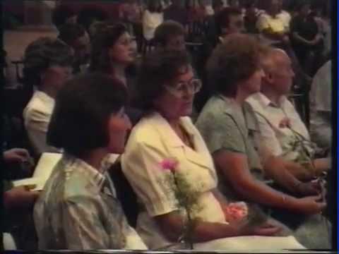 1992 - Otvorenie školy SDOŠ Senica
