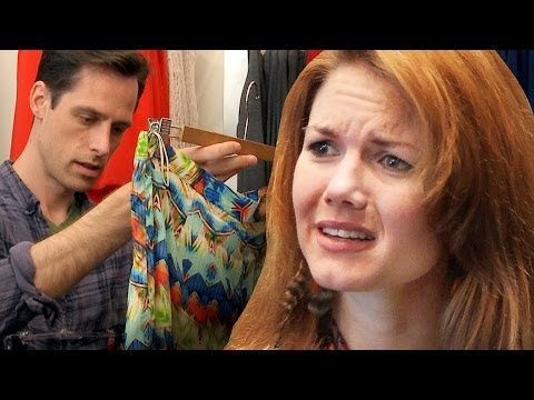 buy - Watch what these clueless guys pick out for their poor ladies. Share on Facebook:http://on.fb.me/QgtOrV Like BuzzFeedVideo on Facebook: http://on.fb.me/18yCF...