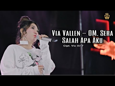 Via Vallen - Salah Apa Aku ( Setan Apa Yang Merasukimu ) || Official