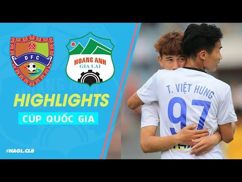 HAGL vượt qua Đăk Lăk tại cúp quốc gia 2019 với sự tỏa sáng của Hồng Duy và Minh Vương | HAGL Media - Thời lượng: 6:43.