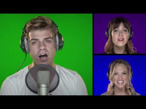 Our Fight Song <br>Feat. Idina Menzel, Mandy Moore, Aisha Tyler, Jane Fonda<br><font color='#ED1C24'>ELIZABETH BANKS</font>
