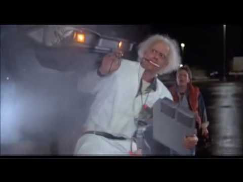 Back to the Future 1 (1985) DVDRip 400mb