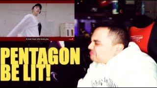 Video PENTAGON - Shine MV Reaction MP3, 3GP, MP4, WEBM, AVI, FLV Juni 2018
