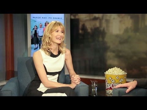 Dern - The actress on working with her mom and growing up in Hollywood. For more, click here: http://abcnews.go.com/entertainment.