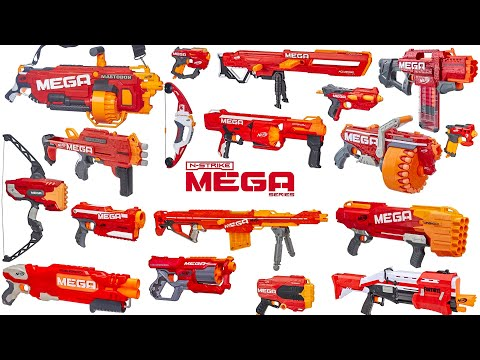 Nerf MEGA | Series Overview & Top Picks (2020 Updated)
