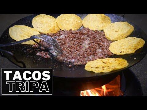 Tacos de Tripa al disco | La Capital