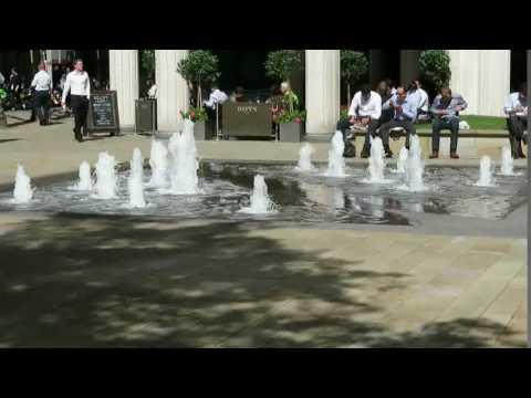 London Fountains 1