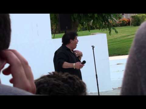 Basile the Comedian at Ionian Village Part 1