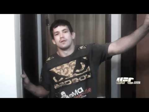 Demian Maia Prepares for UFC 131
