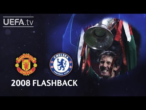 MAN. UNITED p1-1 CHELSEA: #UCL 2008 FINAL FLASHBACK