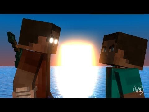 Minecraft Herobrine Vs Steve Minecraft - if steve and