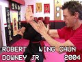 Robert Downey Jr on Oprah - Interview about Wing Chun
