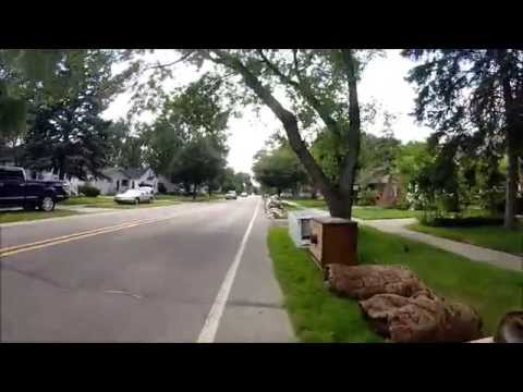Damage from Metro Detroit Flooding of August 11th and 12, 2014 [HD] 18 min (видео)
