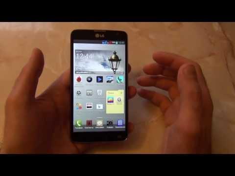 Смартфон LG G Pro Lite Dual D686 / Арстайл / - видео на сайте VideoVortex.ru