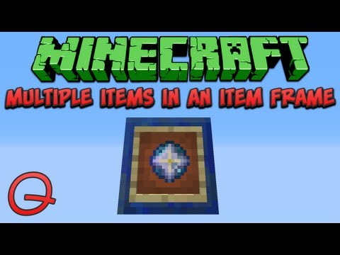 Nyan Cat In Minecraft! How To Make Custom Animated Item Frames. Mp3 ...
