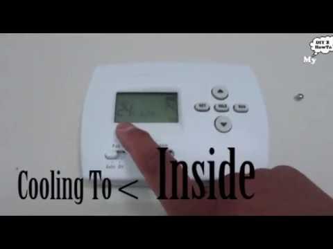 Honeywell Thermostat - AC Troubleshoot