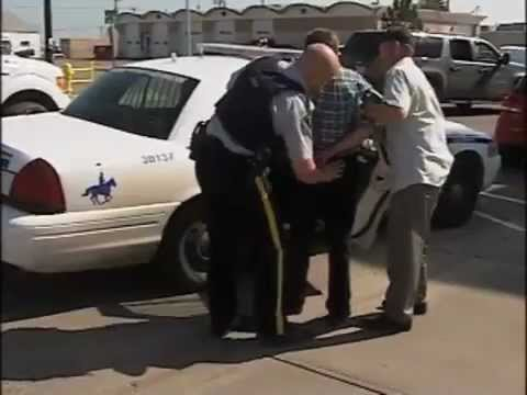 lloydminster - There were tense moments at the Saskatchewan Courthouse in Lloydminster on July 30th 2012. Shortly before 10am, reports came in about multiple shots fired in...