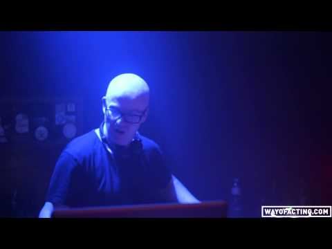 Stephan Bodzin - Footwork Nightclub - WAY OF ACTING