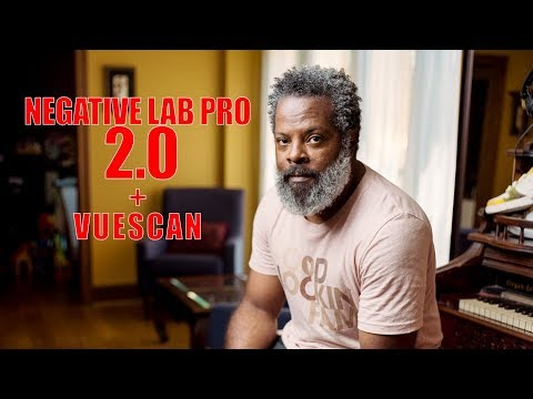 Negative Lab Pro 2.0 and Vuescan - C-41 Scanning Heaven!