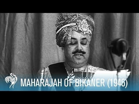 Maharajah Of Bikanir (1946) (Bikaner)