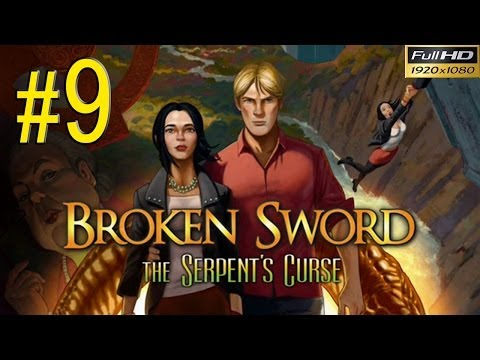 broken - Full HD Broken Sword 5 The Serpent's Curse walkthrough gameplay no commentary Part 9. Reconstructing the murder. That investigator is such a simpleton Thanks for watching. Broken Sword 5:...
