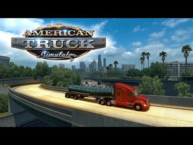 Видео к игре American Truck Simulator