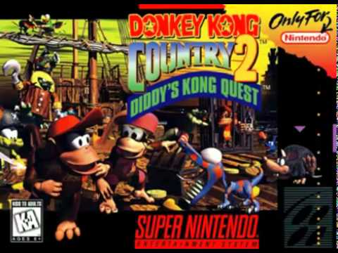 DKC2: Diddy Kong's Quest (OST) - 8. Diddy's Ship Ending