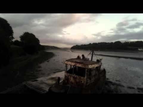 Haunted Ireland by Quadcopter