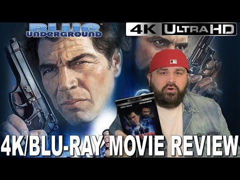 Vigilante (1982) - Movie / 4K UHD Review Blue Underground  |  deadpit.com