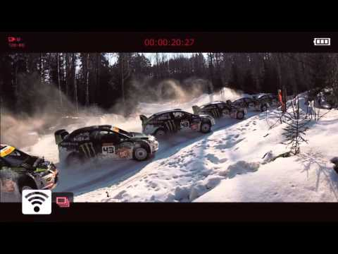 Ford Fiesta 3D Кен Блок в России