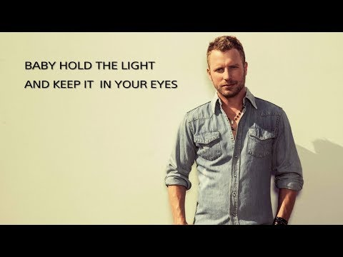 """Dierks Bentley - Hold The Light Lyrics (From """"Only The Brave"""" Soundtrack) Ft. S. Carey"""