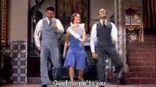 Video Singing in the Rain - Good Morning (1952) MP3, 3GP, MP4, WEBM, AVI, FLV Februari 2019