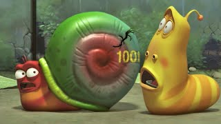 Video LARVA | LARVA'S SECRET OF A SNAIL | Cartoons For Children | LARVA Full Episodes MP3, 3GP, MP4, WEBM, AVI, FLV Oktober 2018