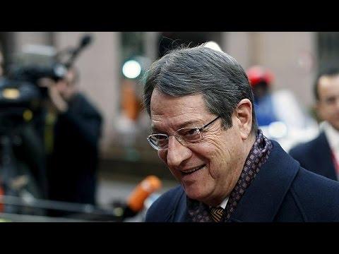 Νίκος Αναστασιάδης στο euronews: «Θα ασκήσουμε βέτο, εφόσον η Τουρκία δεν υλοποιεί τις…