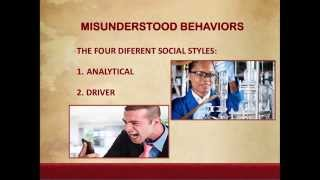 Lesson 13 Misunderstood Social Behaviors