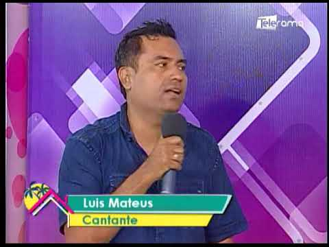 Luis Mateus Cantante