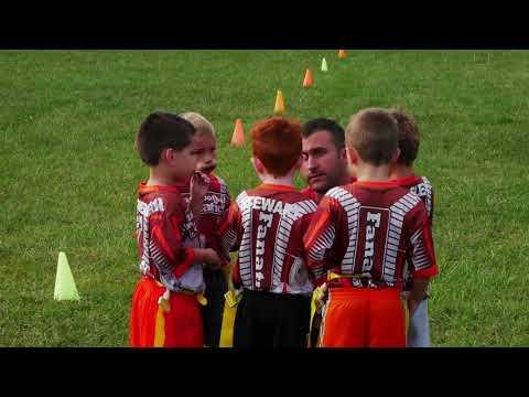 Dayton Youth Flag Football Fanatics | Kettering Saturday Ohio 9.14.19