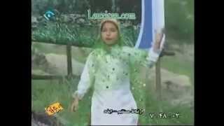 جوانترین دختر شاهنامه خوان ایران