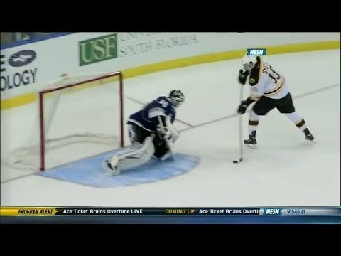 Video: Shootout: Bruins vs Lightning