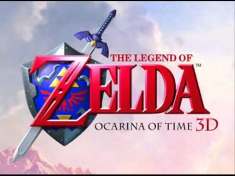 ゼルダの伝説 時のオカリナ 大妖精のテーマを弾いてみた
