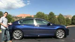 2014 Honda Accord Review