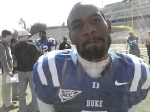 Jamison Crowder Interview 3/1/2014 video.