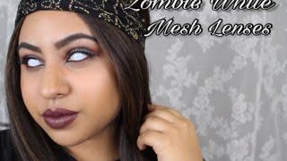 Video Zombie White Halloween Lenses | HoneyColor MP3, 3GP, MP4, WEBM, AVI, FLV April 2018