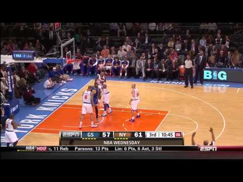 new york knicks - Golden State Warriors fan highlights twitter : http://twitter.com/gumbyhighlights facebook : http://facebook.com/gumbyhighlights1.