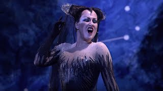 Video The Magic Flute - Queen of the Night aria (Mozart; Diana Damrau, The Royal Opera) MP3, 3GP, MP4, WEBM, AVI, FLV April 2019