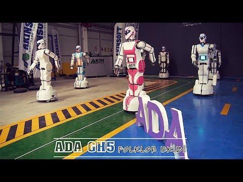 Ρομπότ χορεύουν τούρκικους χορούς!