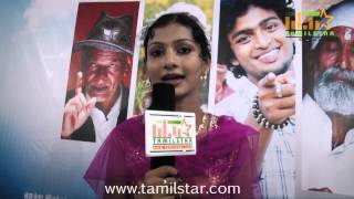 Seema Speaks at Idhu Enna Maatram Audio Launch