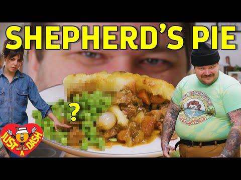 Secret Ingredient Shepherd's Pie | Matty Matheson | Just A Dash | EP 9